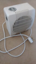 Challenge 2kW Upright Fan Heater (Collection Only)