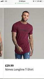 Nimes Male T-Shirt