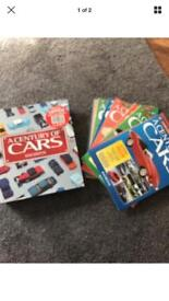 A Century Of Cars. Magazine in a binder for the classic car collection