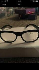 Black unisex YSL YVES SAINT LAURENT frames glasses brand new