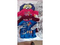 Boy's Clothes 3/4 year