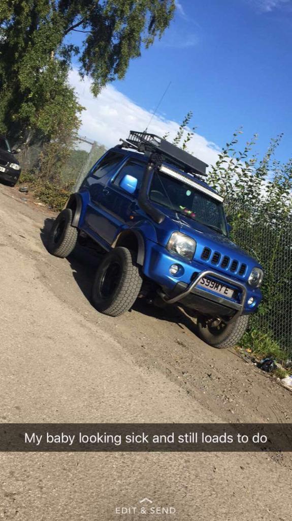 Suzuki jimny 1.6 off roader