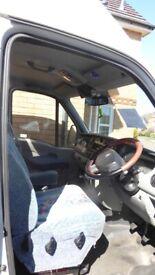 Renault, MASTER, Panel Van, 2005, Manual, 2463 (cc)