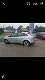 2008 Ford Focus 1.8 zetec. New car forces sale. MUST GO px welcone