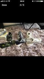 Boys trainers hurache Nike air max Armani plus more