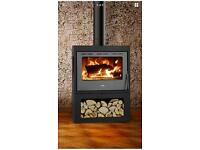 Multifuel stove (13kw) New