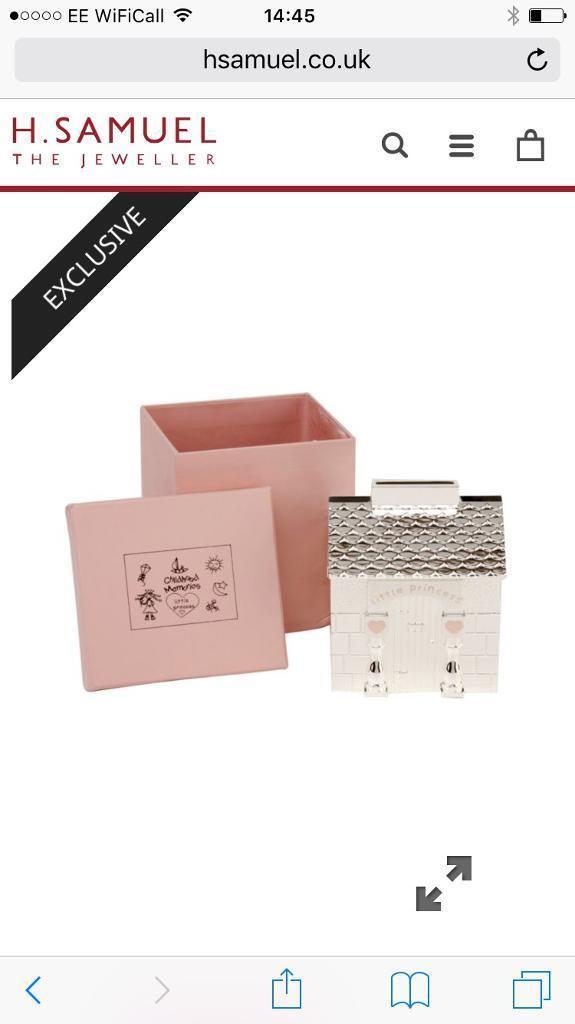 Childhood memories money box