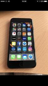 iPhone 7 128gb jet black (may swap)