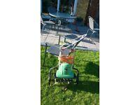 Garden Rotavator (tiller) - Electric
