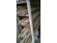 Scaffolding (poles, clips and boards) £750 the lot