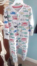 Next onesie/sleep suit 2-3 years, current stock