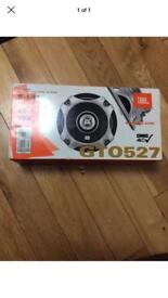 Brand new JBL GTO527 5.25 inch speakers