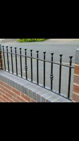 Wrought iron gates & railings , Welding & Fabrication services.