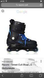 Razors Cult In Lines Size 7