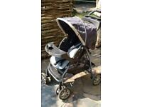 Baby pram good condition colllection only