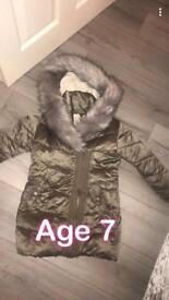 Kids Jacket age 7