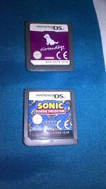 DS games x2 *ONO*