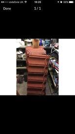Decra roof tiles