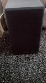 hitachi single speaker