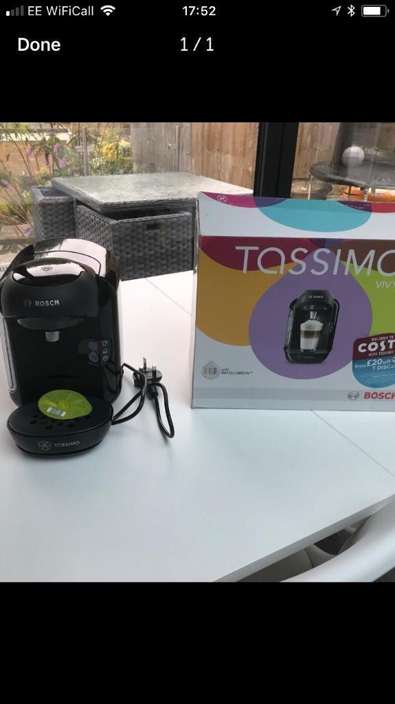 Tassimo vivy coffee machine | in Bournemouth, Dorset | Gumtree