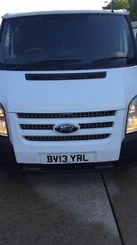 Ford transit t280 tdci 100 ps 13 reg No vat