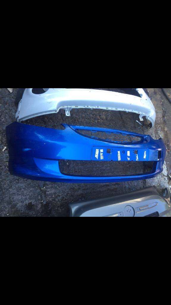 Genuine honda jazz front and rear bumper choice of mode and colour