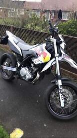 Yamaha WR 125 immaculate