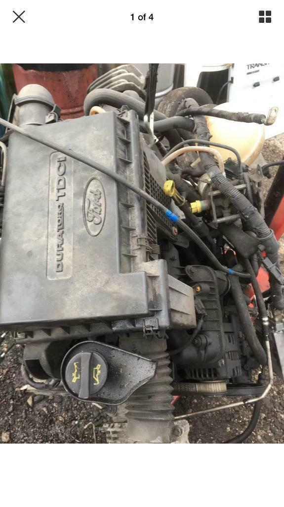 Mk7 ford transit 2 2 FWD engine 90k mikes & 5 speed gearbox | in Hyde,  Manchester | Gumtree