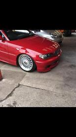 """18"""" AXE alloys 8J all round with tyres 5x120"""