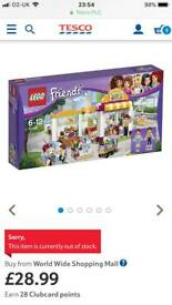 Lego friends brand new