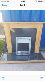 Fire and surround for sale electric.