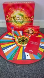 Articulate Baord Game