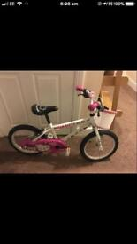 Hello Kitty Bike 16""