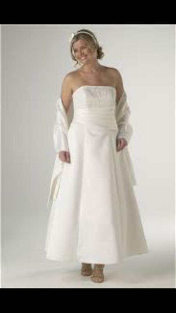 BARGAIN. WEDDING / BRIDAL DRESS FROM ROMAN ORIGINALS. ONLY £25 | in ...
