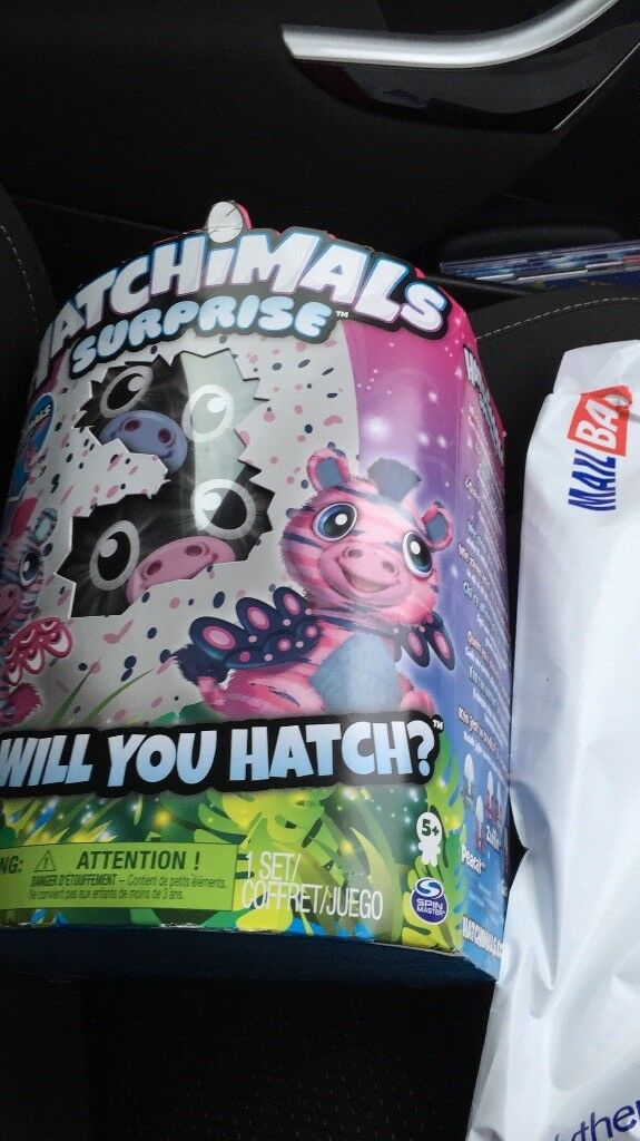 Hitchmals surprise
