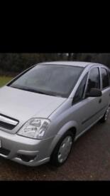 Meriva bonnet front bar headlight panel etc