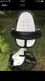Bloom fresco high chair - like new condition