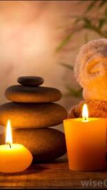 Truly relaxing massage therapy by lovely Ema