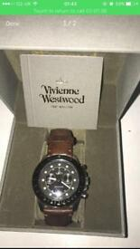MENS VIVIENNE WESTWOOD WATCH FOR SALE. QUICK SALE