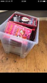 Job Lot of Valentines Cards