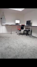 Newly Refurbished Office Space - TO LET in NORTH LONDON