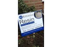 Resin drives, Block paving & Landscaping