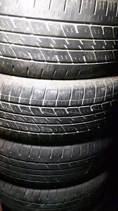 225/65/17 Kumho set of four