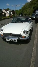 MGB ROADSTER( condition 2)