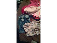 designer girls clothes bundle