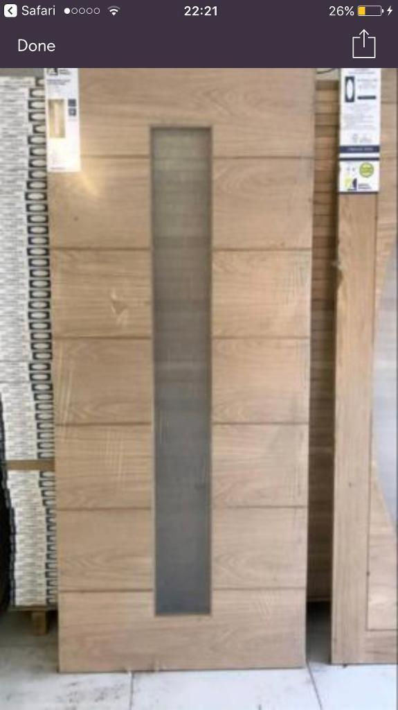 Oak Internal And External Doors