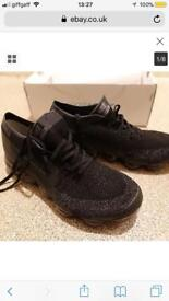 NIKE VAPORMAX TRIPLE BLACK *GENUINE* Size 8 To 10Available