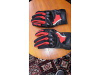 Weise Motorcycle Summer Gloves size M