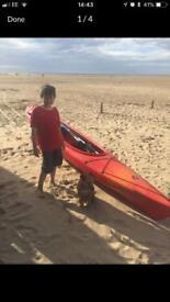 Perception Prodigy 14.5 tandem kayak