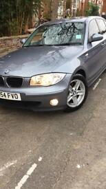 2004 54 reg BMW 1 SERIES 118d SE 5dr, HPI CLEAR, JUST SERVICED, NEW BRAKES ALL ROUND